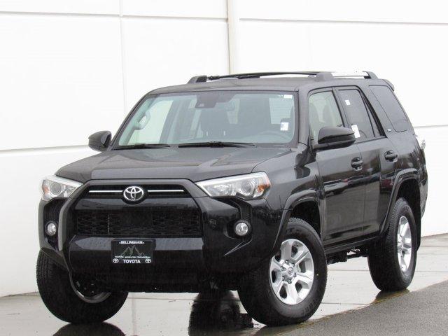 New 2020 Toyota 4Runner in Bellingham, WA