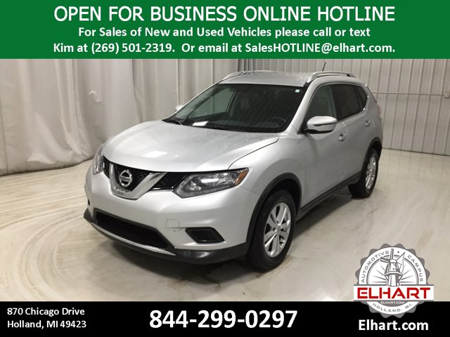 Used 2016 Nissan Rogue in Holland, MI