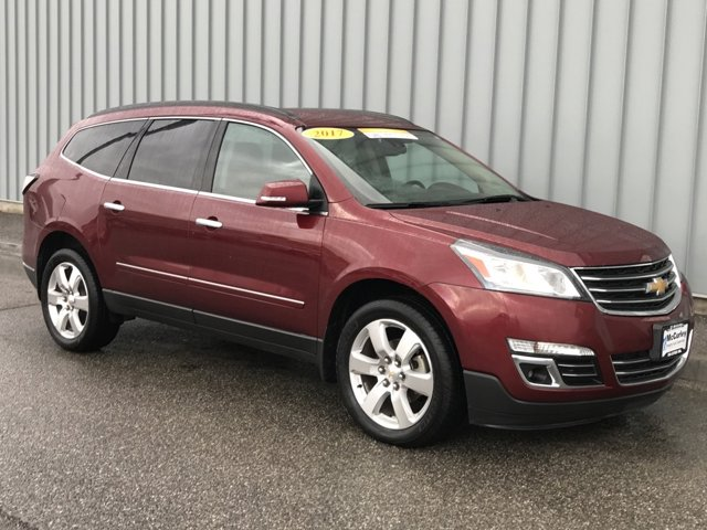 Used 2017 Chevrolet Traverse in Pasco, WA