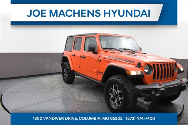 Used 2019 Jeep Wrangler Unlimited in , MO