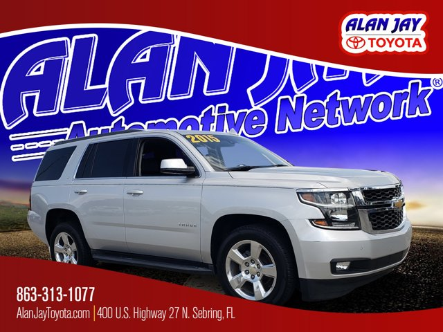 Used 2015 Chevrolet Tahoe in Sebring, FL