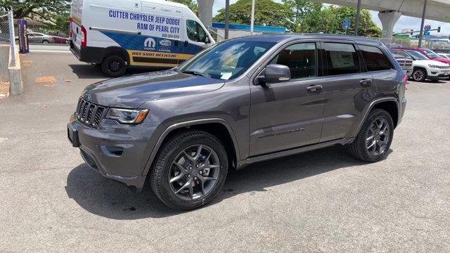 2021 Jeep Grand Cherokee 80th Anniversary 4x2