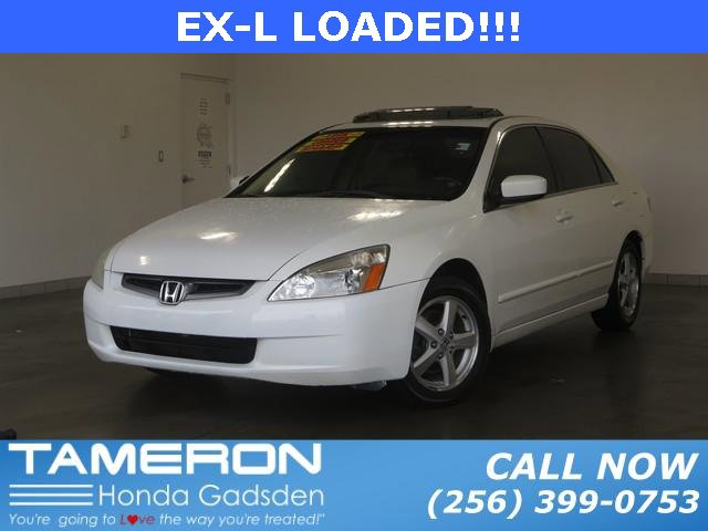 2003 Honda Accord Sedan EX