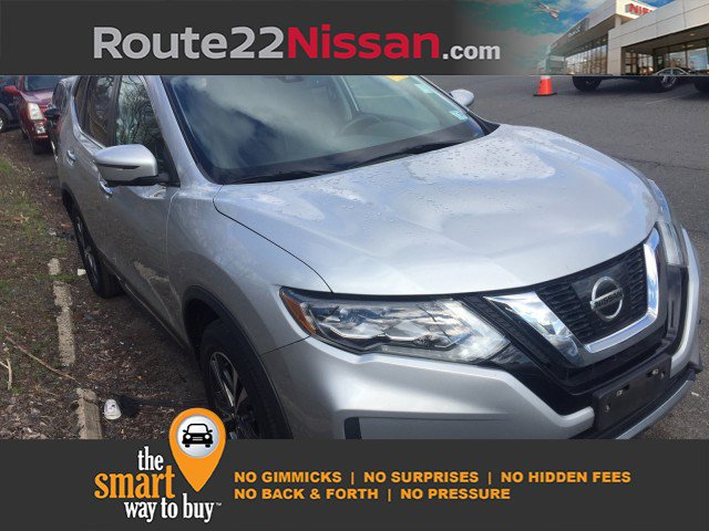 2017 Nissan Rogue SL AWD SL Regular Unleaded I-4 2.5 L/152 [4]