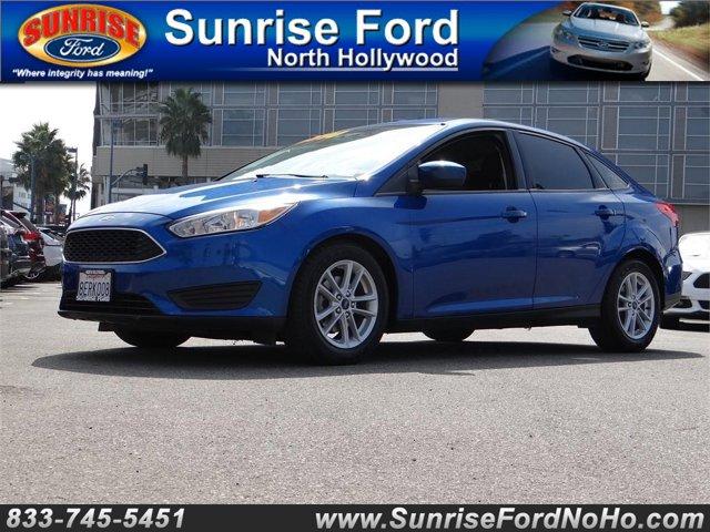 2018 Ford Focus SE SE Sedan Intercooled Turbo Regular Unleaded I-3 1.0 L/61 [2]