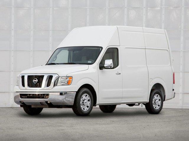 2021 Nissan NV Cargo SV NV2500 HD High Roof V6 SV Regular Unleaded V-6 4.0 L/241 [1]