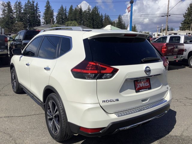 Used 2018 Nissan Rogue FWD SL