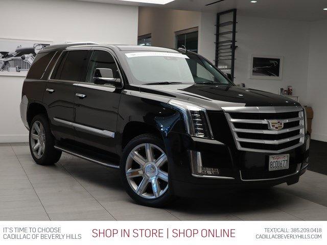 2018 Cadillac Escalade Luxury 2WD 4dr Luxury Gas V8 6.2L/376 [17]