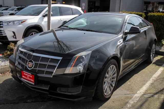 Used 2011 Cadillac CTS 2DR CPE AWD