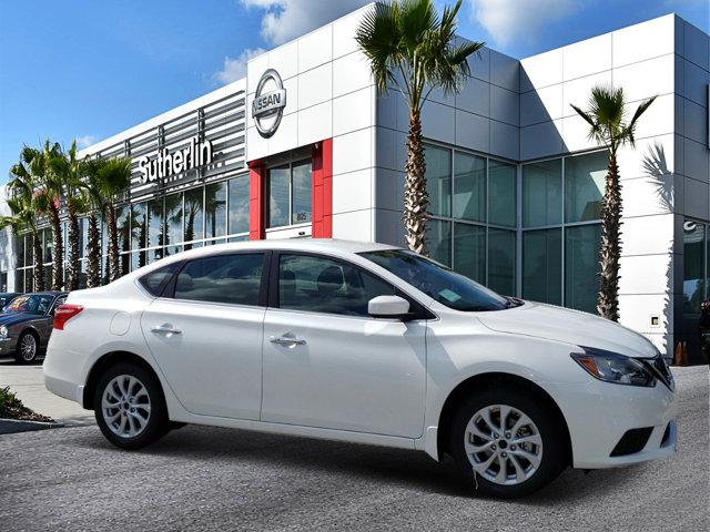 New 2019 Nissan Sentra in Orlando, FL