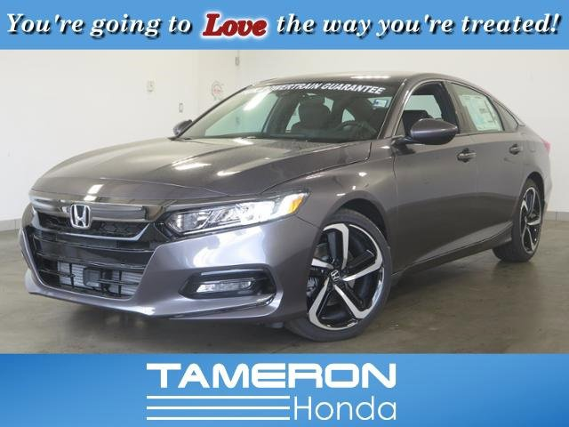 New 2019 Honda Accord Sedan in Birmingham, AL