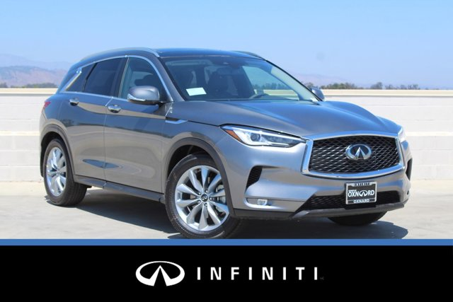 2020 INFINITI QX50 LUXE LUXE AWD Intercooled Turbo Premium Unleaded I-4 2.0 L/121 [18]