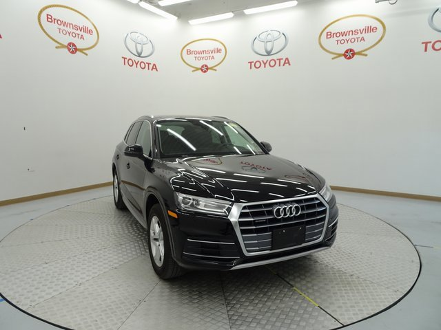 Used 2019 Audi Q5 in Brownsville, TX