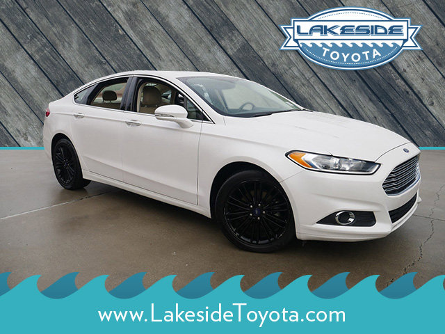 Used 2016 Ford Fusion in Metairie, LA