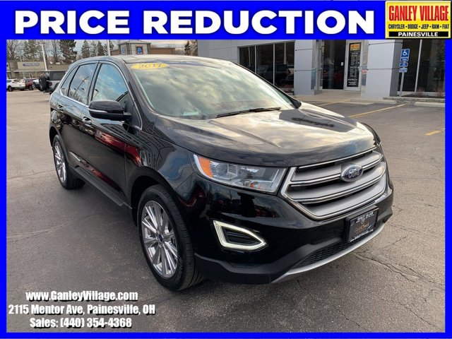 Used 2017 Ford Edge in Cleveland, OH