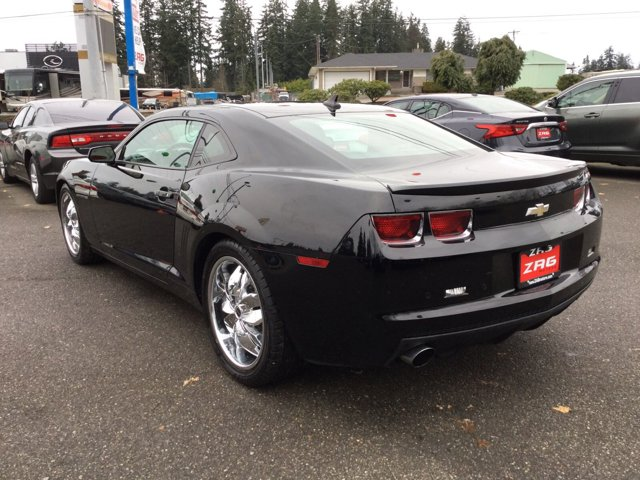 Used 2010 Chevrolet Camaro 2dr Cpe 2LT