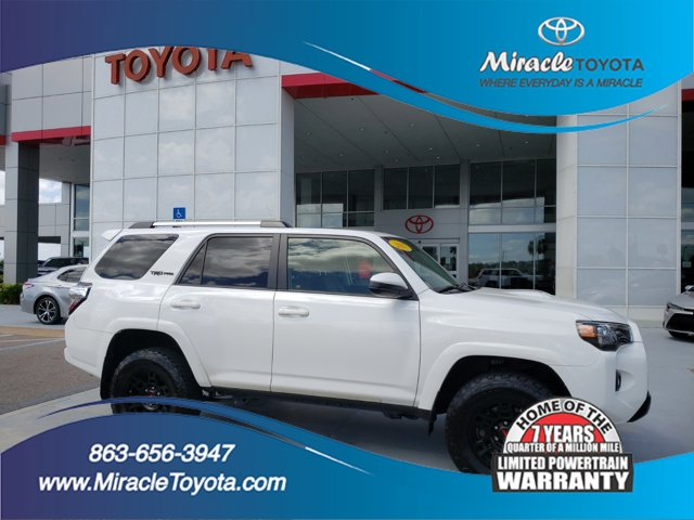Used 2017 Toyota 4Runner in Haines City, FL