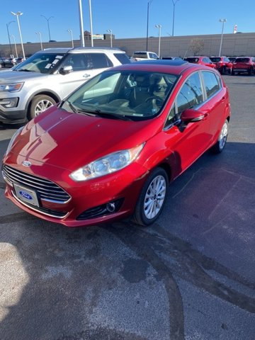 2017 Ford Fiesta SES