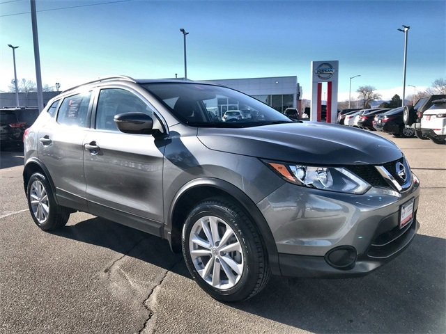 Used 2017 Nissan Rogue Sport in Fort Collins, CO