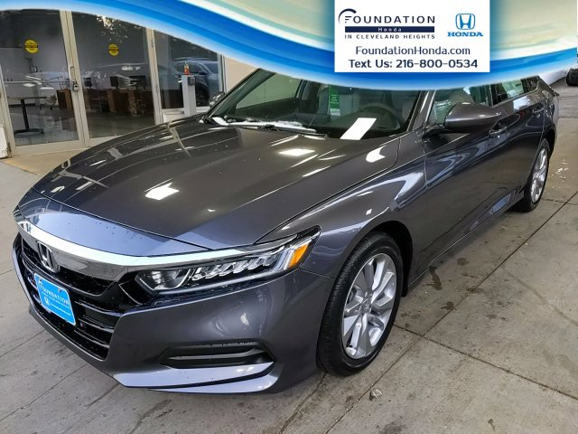 New 2020 Honda Accord Sedan in Cleveland Heights, OH