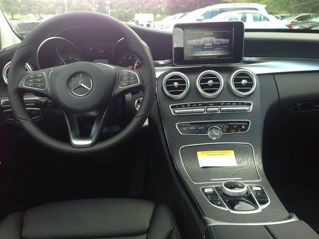 New 2017 Mercedes-Benz C-Class C300 4MATIC Sedan