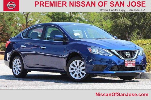New 2019 Nissan Sentra in San Jose, CA