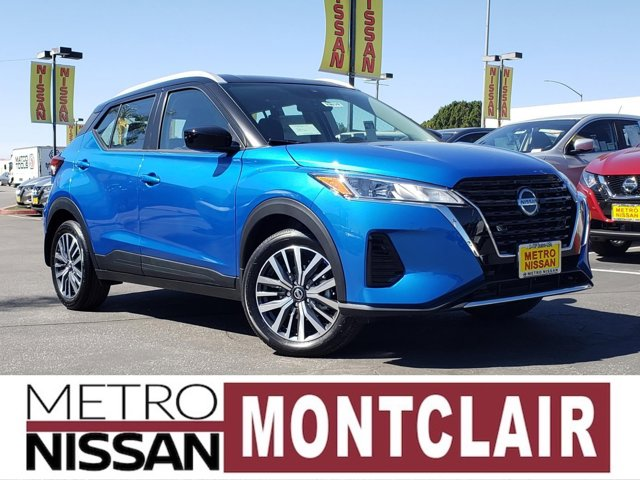 2021 Nissan Kicks SV SV FWD Regular Unleaded I-4 1.6 L/98 [10]