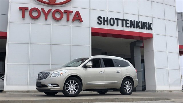 Used 2017 Buick Enclave in Quincy, IL