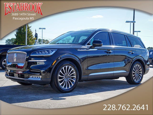 New 2020 Lincoln Aviator in , MS