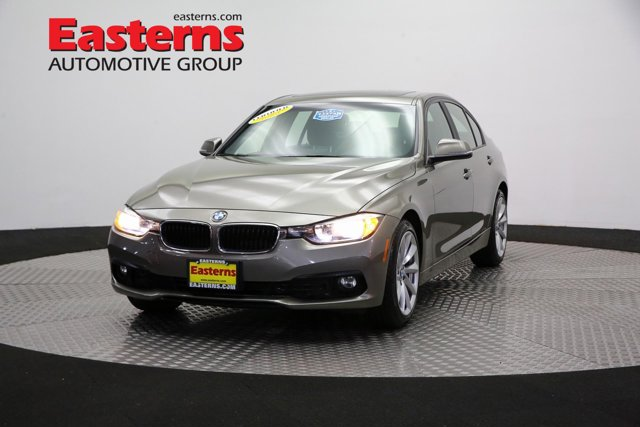 2016 BMW 3 Series 320i xDrive Sport 4dr Car