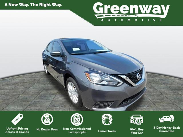 New 2019 Nissan Sentra in Florence, AL