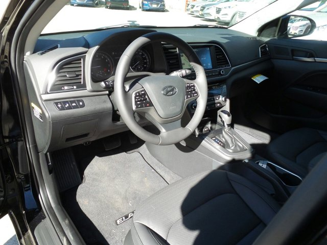 New 2017 Hyundai Elantra Limited 2.0L Auto (Ulsan)