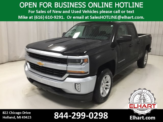 Used 2016 Chevrolet Silverado 1500 in Holland, MI