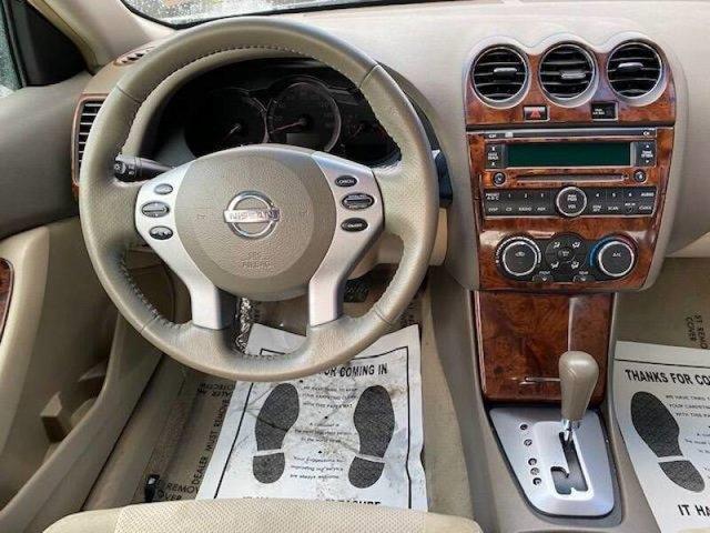 Used 2007 Nissan Altima 2.5 S 4dr Sedan (2.5L I4 CVT)