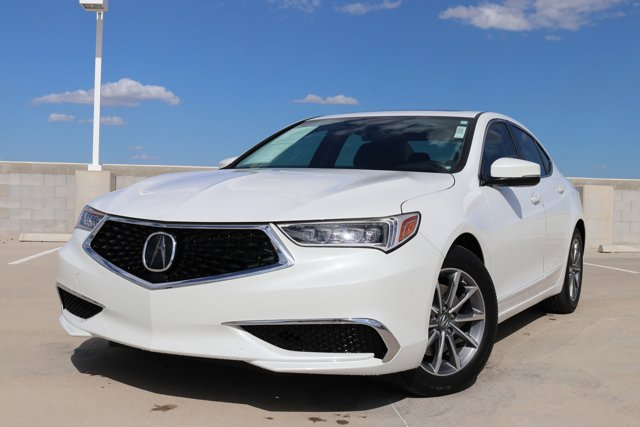 Used 2020 Acura TLX in Tempe, AZ