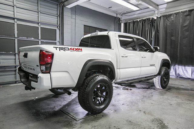 Used 2019 Toyota Tacoma 4WD SR Double Cab 5' Bed V6 AT
