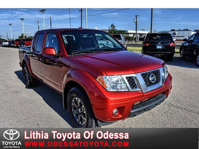 Used 2018 Nissan Frontier in Odessa, TX