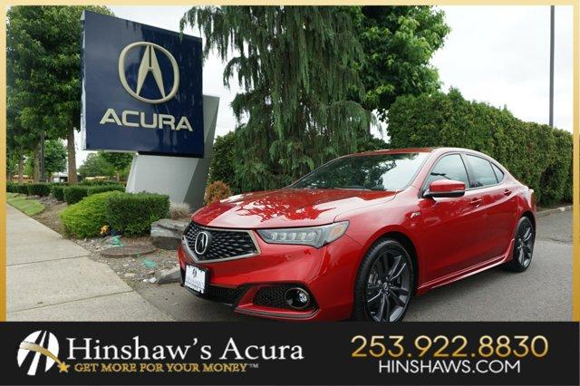 Used 2020 Acura TLX in , AL