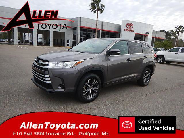 Used 2018 Toyota Highlander in Gulfport, MS