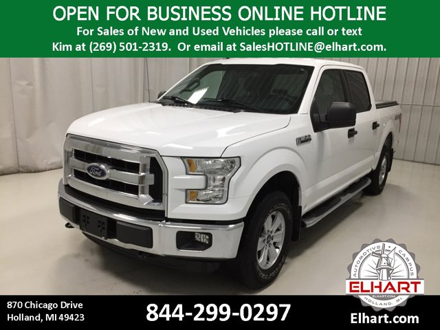 Used 2015 Ford F-150 in Holland, MI