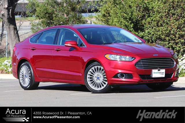 Used 2016 Ford Fusion in , CA