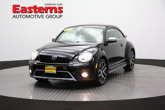 2016 Volkswagen Beetle Coupe  Hatchback