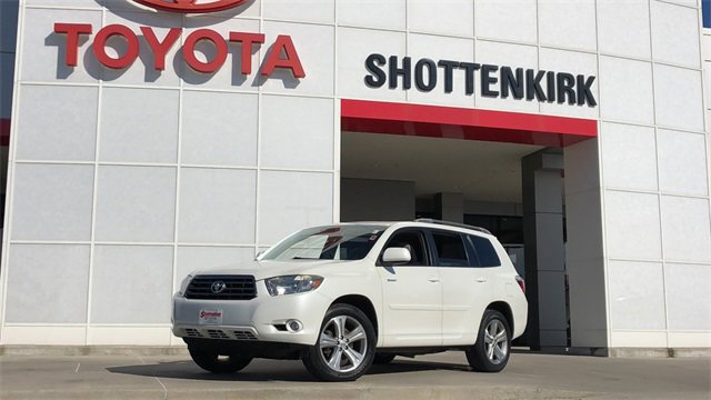Used 2008 Toyota Highlander in Quincy, IL