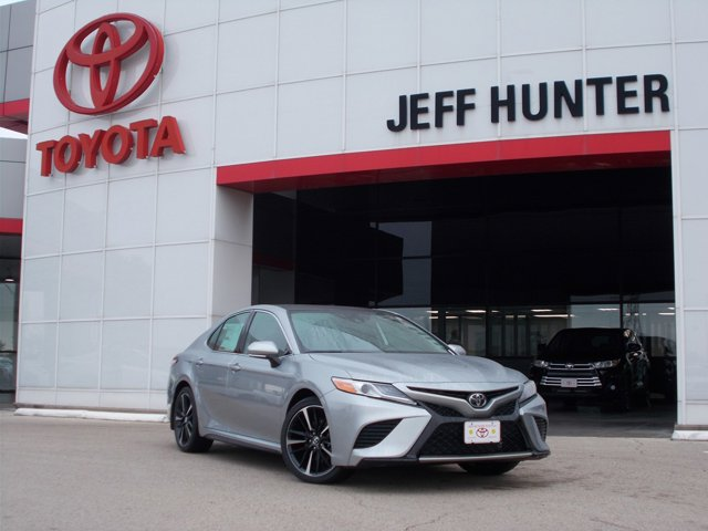 New 2020 Toyota Camry in Waco, TX