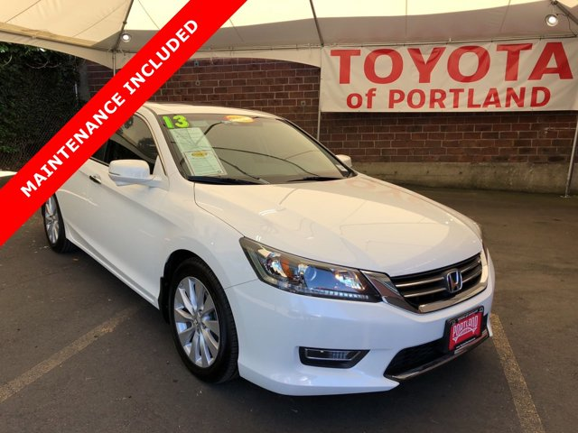 Used 2013 Honda Accord Sedan in , OR