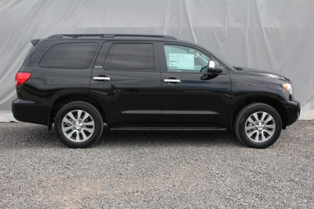 New 2016 Toyota Sequoia 4WD 5.7L FFV Limited