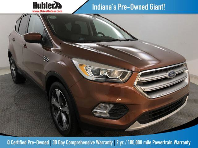 Used 2017 Ford Escape in Greenwood, IN