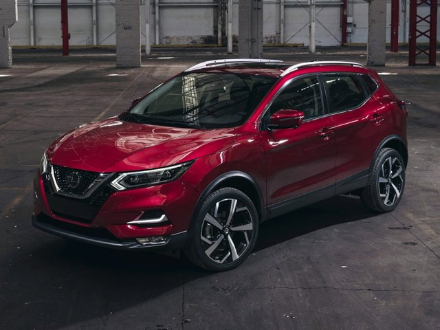 2020 Nissan Rogue Sport SV FWD SV Regular Unleaded I-4 2.0 L/122 [3]