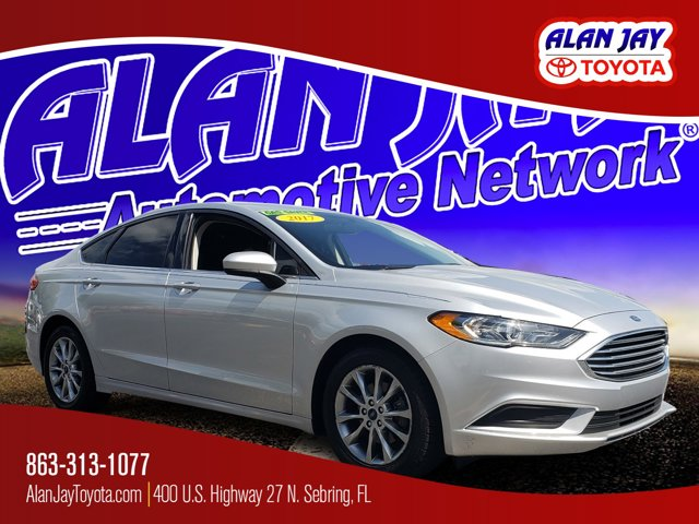 Used 2017 Ford Fusion in Sebring, FL