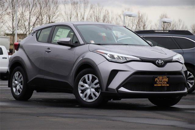 New 2020 Toyota C-HR in Yuba City, CA
